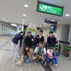 町田駅、ゴール!